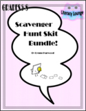 Drama in the Classroom:  Scavenger Hunt Skits to Assess Content