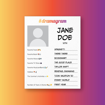 Getting to Know You - Dramagram