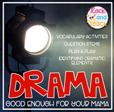 STAAR Elements of Drama & Plays