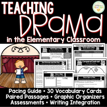 Dramas and Plays in the Elementary Classroom - A Genre Guide