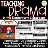 Dramas and Plays in the Elementary Classroom - An Interactive Lesson Guide
