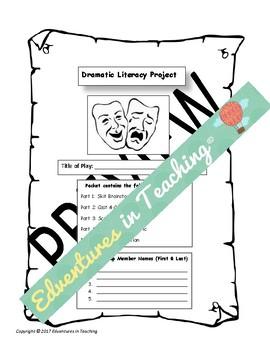 Dramatic Literacy Project
