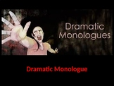 Dramatic Monologue: A Creative Writing Exercise