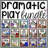 Dramatic Play Bundle for Preschool, Pre-K, and Kindergarten
