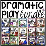Dramatic Play Bundle for Preschool, Pre-K, and Kindergarten