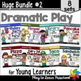 Dramatic Play Bundle #2