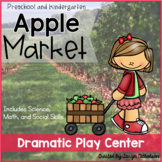 Dramatic Play Apple Market