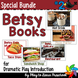 Dramatic Play Book Bundle #2