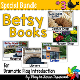Dramatic Play Book Bundle #3