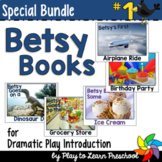 Dramatic Play Book Bundle #1