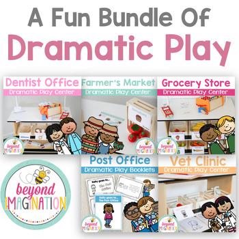 Dramatic Play Bundle #1