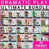 Dramatic Play BIG Bundle for Preschool Pre-K and Kindergarten