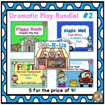 Dramatic Play Bundle #2