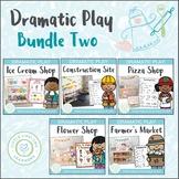 Dramatic Play Bundle 2 - Prep and Foundation Imaginative P