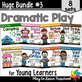 Dramatic Play Bundle #3