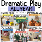 Dramatic Play Centers / Pretend Play Printables