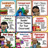 Dramatic Play Bundle: Set 2
