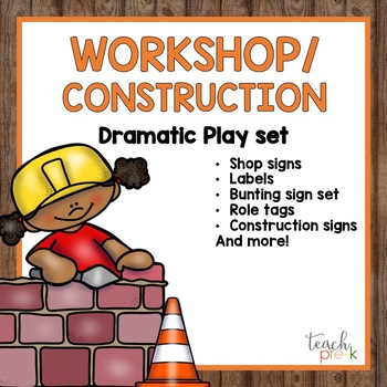 Dramatic Play Bundle: Set 4