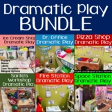 Dramatic Play Bundle for Preschool
