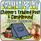 Camping Dramatic Play Camp Store Camping Activities Camping Centers Theme