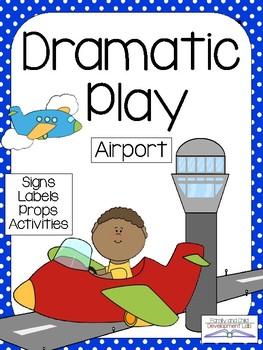 #MemorialDaySavings Dramatic Play Center - Airport