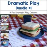 Dramatic Play Center Bundle #1