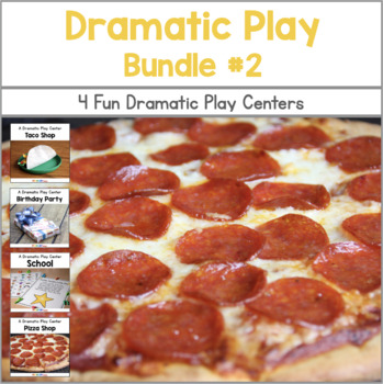 Dramatic Play Center Bundle #2