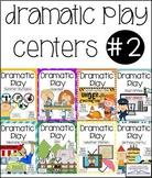 Dramatic Play Center Bundle- Set #2