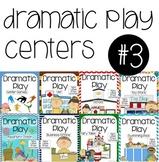 Dramatic Play Center Bundle- Set #3