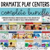 Dramatic Play Center Educator & Parent Kit Complete Bundle
