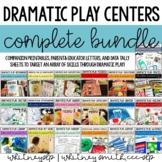 Dramatic Play Center Educator & Parent Kit Growing Bundle