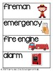 Dramatic Play Center - Fire Fighter/ Fire Station