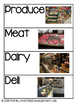 Dramatic Play Center - Grocery Store