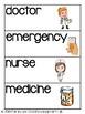 HOSPITAL / DOCTOR Dramatic Play Center