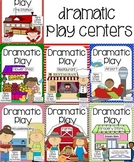 Dramatic Play Center Bundle- Set #1