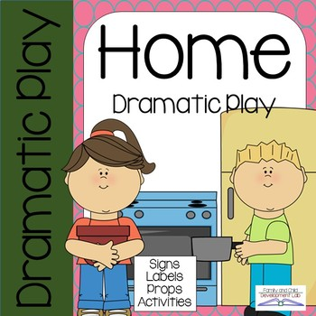Dramatic Play Center - Housekeeping