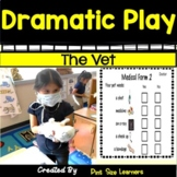 The Vet Dramatic Play Center Ideas and Activities