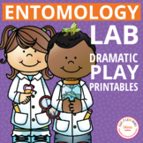 Dramatic Play Centers for Preschool and PreK | Entomology Lab Pretend Play Set