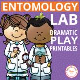 Dramatic Play Centers for Preschool & PreK | Entomology Lab Pretend Play | Bugs