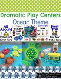 Dramatic Play Centers - Ocean Theme