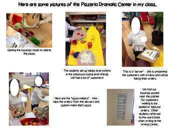 Dramatic Play Centers - The Complete Set {BUNDLE}