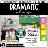 Dramatic Play Coffee Shop Starbooks