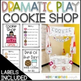 Dramatic Play Cookie Shop