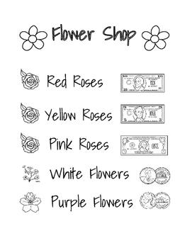 Dramatic Play: Flower Shop