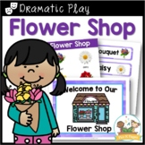 Dramatic Play Flower Shop Kit for Pre-K and Kindergarten