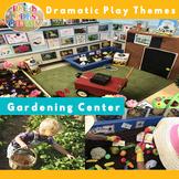 Pretend Play Spring Time Garden Theme | Imaginative Play f
