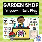 Garden Shop - Dramatic Play