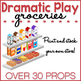 Dramatic Play Groceries Store Shopping