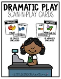 Dramatic Play Grocery Scan-n-Play Cards