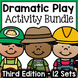 Dramatic Play Growing Bundle - Third Edition